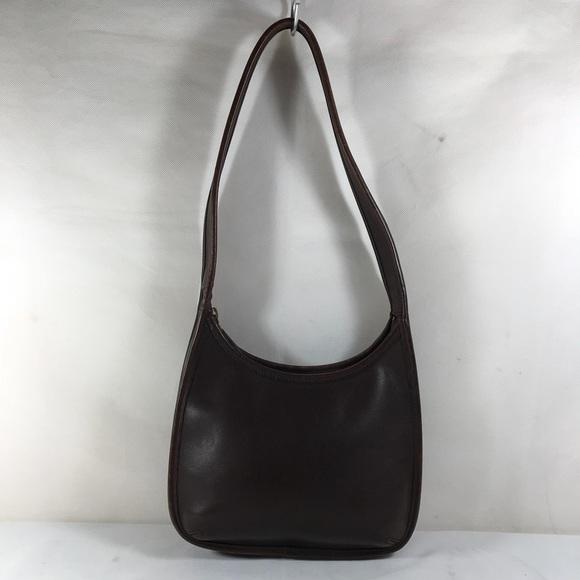 db5420d6f6 Coach Handbags - Vintage COACH Ergo Hobo Shoulder Bag 9020 Brown